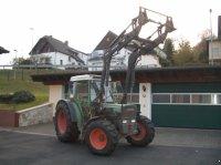 Fendt 275 S Allrad Frontlader 40km/h wie 270 280 40km/h Niedrigkabine Frontlader Traktor