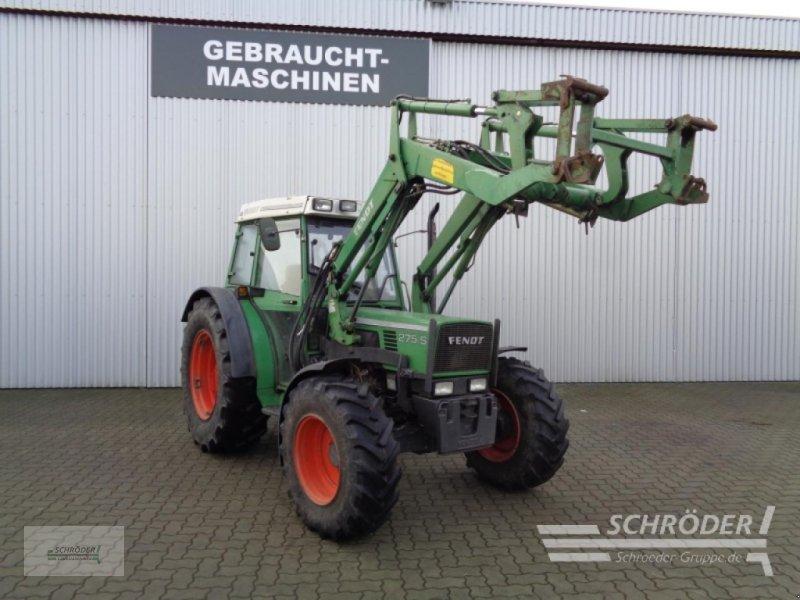 Traktor des Typs Fendt 275 S, Gebrauchtmaschine in Ahlerstedt (Bild 1)