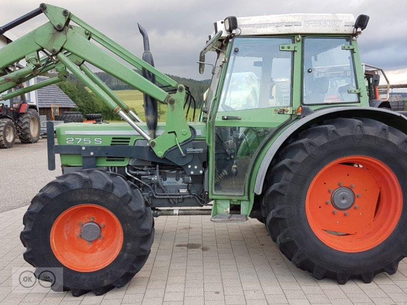 Traktor типа Fendt 275 SA, Gebrauchtmaschine в Titisee-Neustadt (Фотография 1)