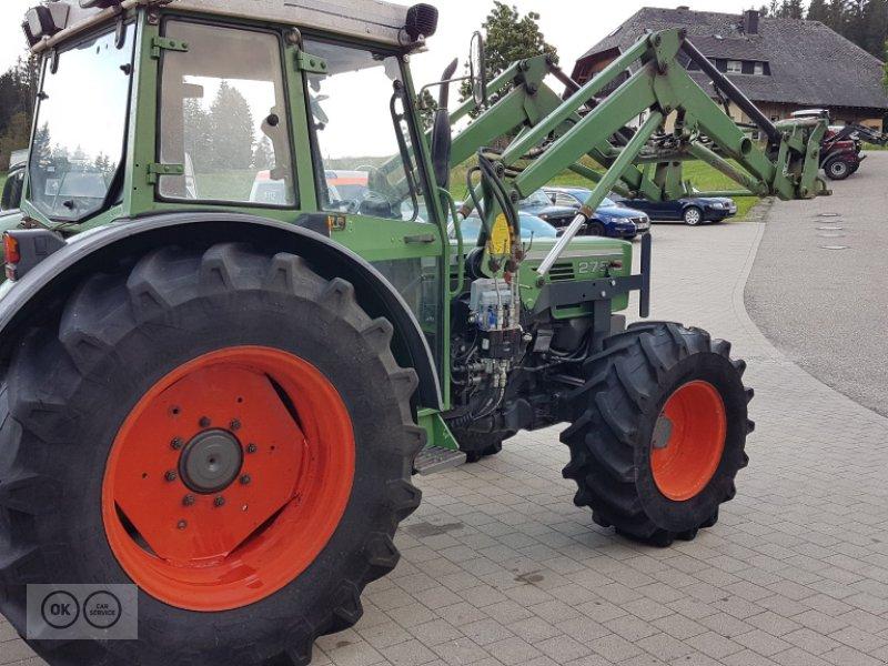 Traktor типа Fendt 275 SA, Gebrauchtmaschine в Titisee-Neustadt (Фотография 2)