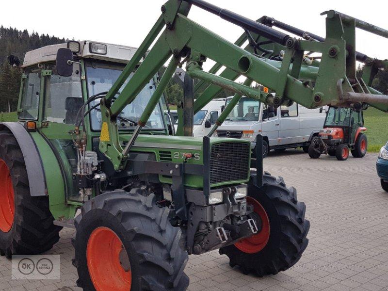 Traktor типа Fendt 275 SA, Gebrauchtmaschine в Titisee-Neustadt (Фотография 3)