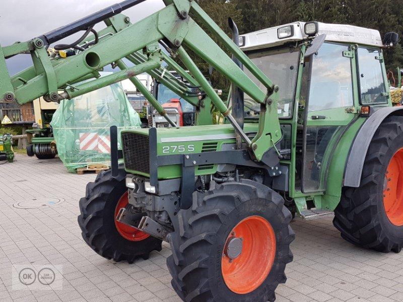 Traktor типа Fendt 275 SA, Gebrauchtmaschine в Titisee-Neustadt (Фотография 4)