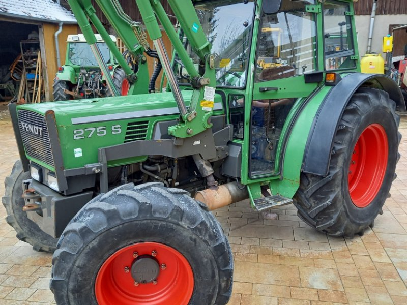 Traktor des Typs Fendt 275 SA, Gebrauchtmaschine in Reuth (Bild 1)