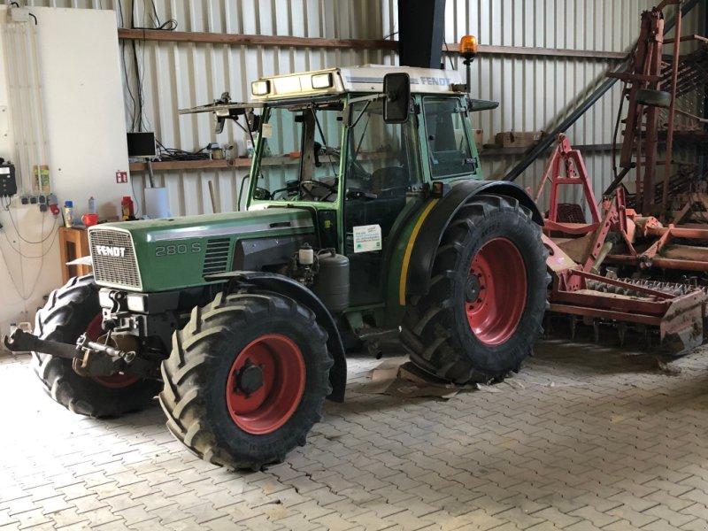 Traktor des Typs Fendt 280 S, Gebrauchtmaschine in Rischgau (Bild 1)