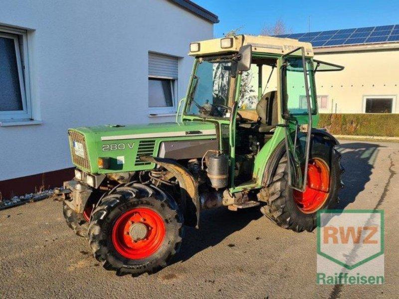 Traktor des Typs Fendt 280 V, Gebrauchtmaschine in Bornheim-Roisdorf (Bild 1)