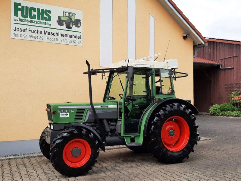 Traktor des Typs Fendt 280P, Gebrauchtmaschine in Laaber (Bild 1)