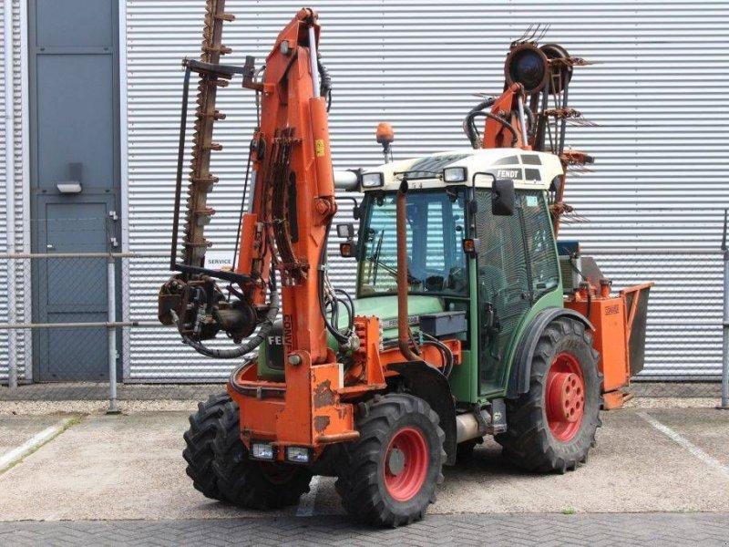 Traktor типа Fendt 280V met Conver C36 maai-hark combinatie, Gebrauchtmaschine в Geldermalsen (Фотография 1)