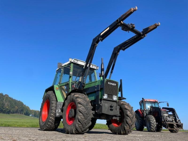 Traktor des Typs Fendt 304 LSA, Gebrauchtmaschine in Steinau  (Bild 1)