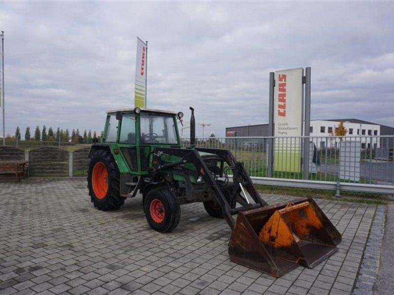 Traktor des Typs Fendt 305 LS Turbomatik, Gebrauchtmaschine in Töging a. Inn (Bild 1)