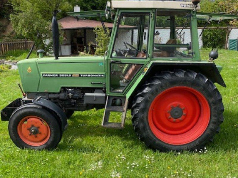 Traktor typu Fendt 305 LS, Gebrauchtmaschine w Leonding (Zdjęcie 1)