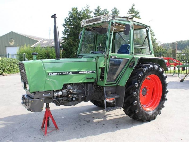 Traktor typu Fendt 305LS, Gebrauchtmaschine w Bant (Zdjęcie 1)
