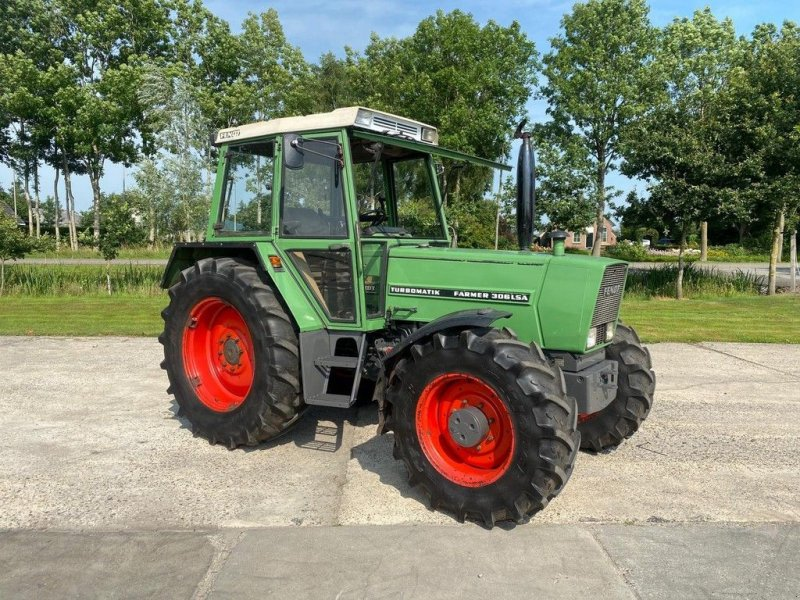 Traktor a típus Fendt 306 LSA, Gebrauchtmaschine ekkor: Ruinerwold (Kép 1)