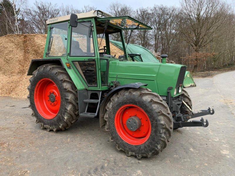 Traktor a típus Fendt 307 LSA mit Fendt Frontlader, Gebrauchtmaschine ekkor: Arnsberg (Kép 1)