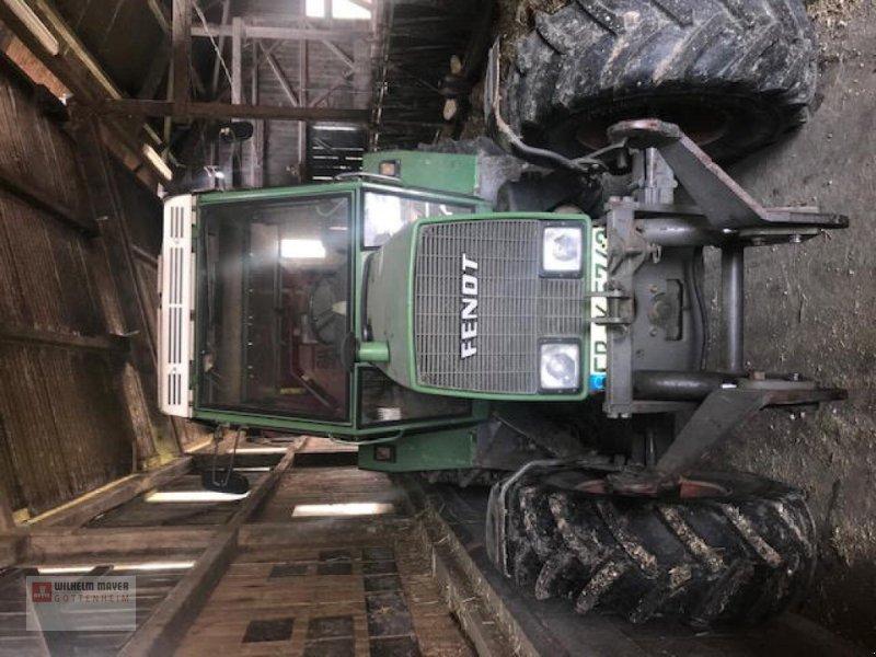Traktor des Typs Fendt 307 LSA, Gebrauchtmaschine in Gottenheim (Bild 2)