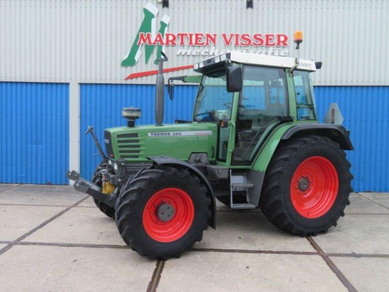 Traktor типа Fendt 308/90 holland farmer, Gebrauchtmaschine в Joure (Фотография 1)