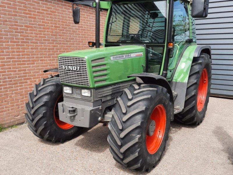 Traktor des Typs Fendt 308 C, Gebrauchtmaschine in Maartensdijk (Bild 1)
