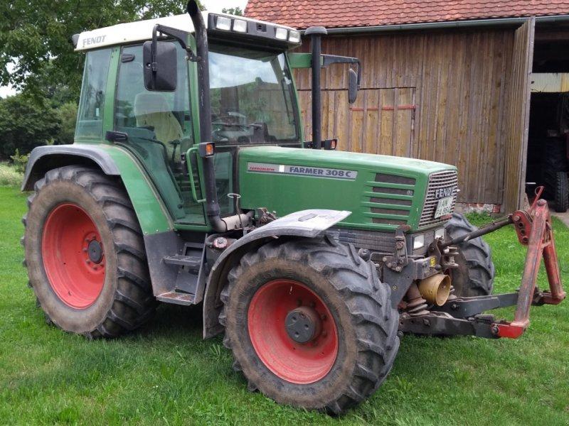 Traktor типа Fendt 308 CA, Gebrauchtmaschine в Schillingsfürst (Фотография 1)
