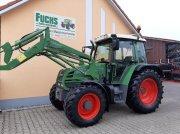 Fendt 308 Ci Farmer mit Industriefrontlader Traktor