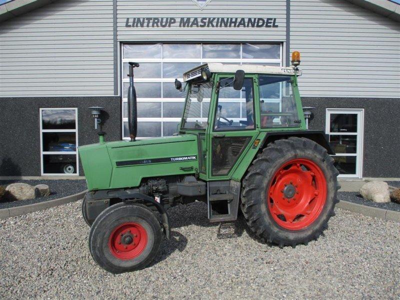 Traktor типа Fendt 308 LS 40 kmt, Gebrauchtmaschine в Lintrup (Фотография 1)