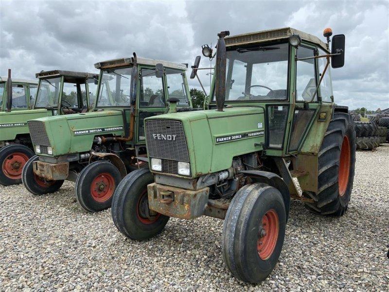 Traktor типа Fendt 308 LS Farmer, Gebrauchtmaschine в Rødekro (Фотография 1)