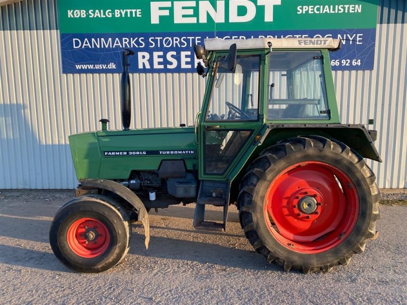 Traktor des Typs Fendt 308 LS Med få timer, Gebrauchtmaschine in Rødekro (Bild 1)