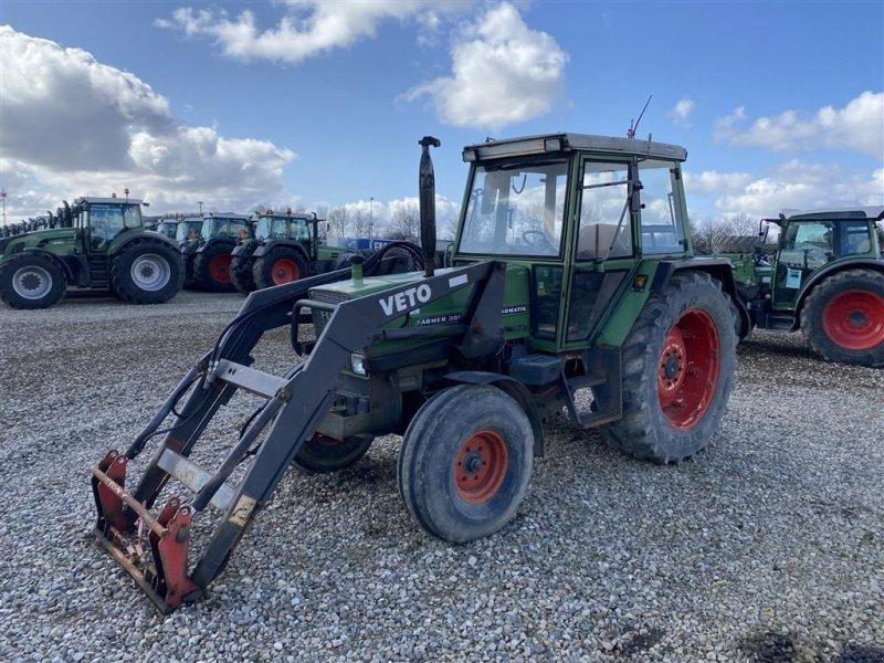 Traktor типа Fendt 308 LS med frontlæsser Veto, Gebrauchtmaschine в Rødekro (Фотография 1)