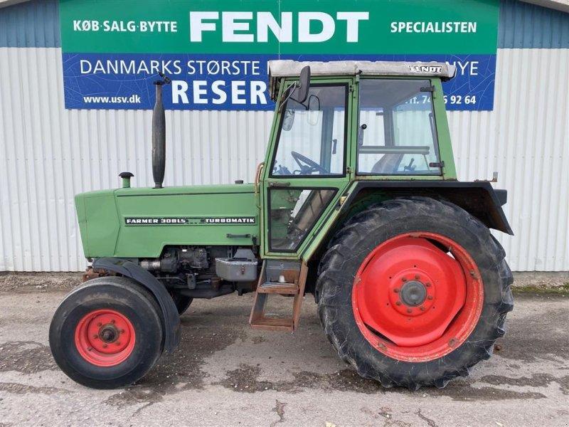 Traktor типа Fendt 308 LS, Gebrauchtmaschine в Rødekro (Фотография 1)