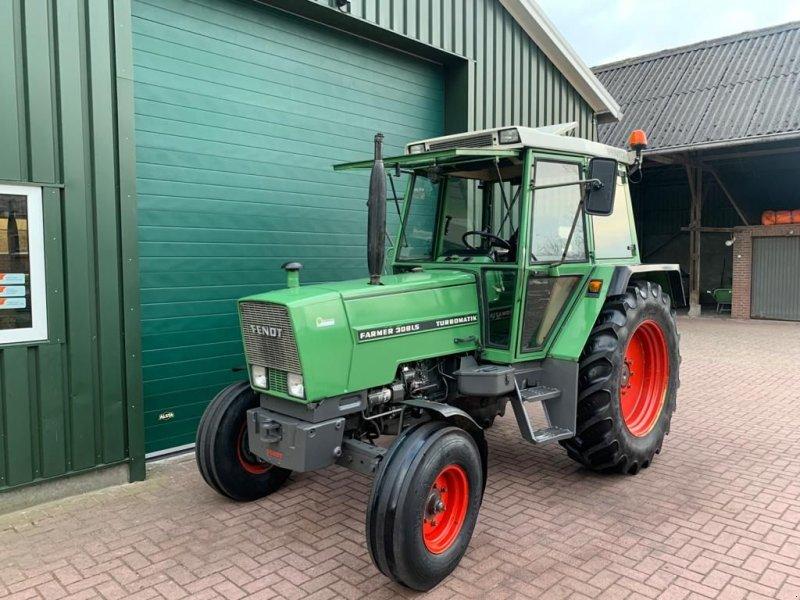 Traktor typu Fendt 308 Ls, Gebrauchtmaschine w Daarle (Zdjęcie 1)
