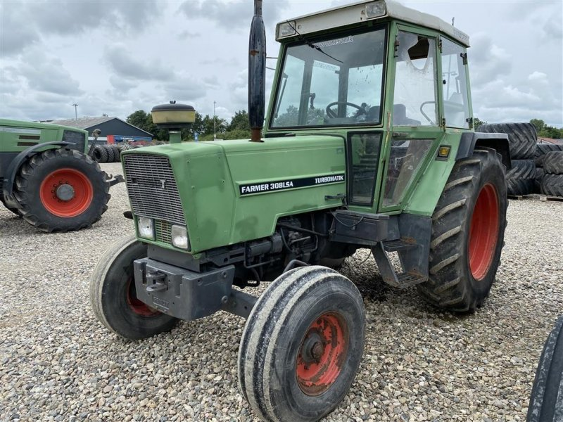 Traktor типа Fendt 308 LSA Farmer, Gebrauchtmaschine в Rødekro (Фотография 1)