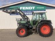 Fendt 308 LSA med FL Stoll Robust F30 Тракторы
