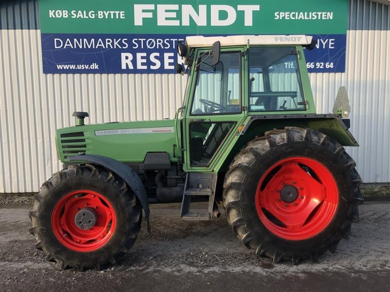 Traktor des Typs Fendt 308 LSA, Gebrauchtmaschine in Rødekro (Bild 1)