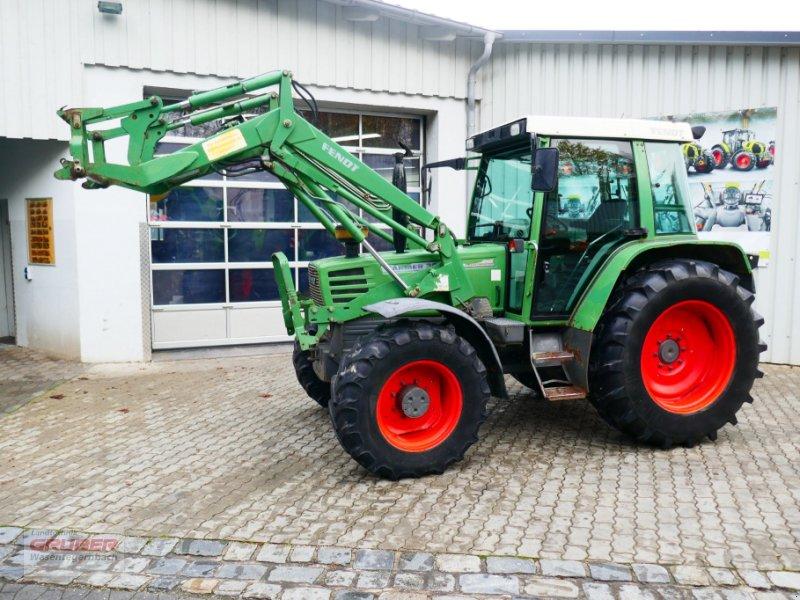 Traktor des Typs Fendt 308 LSA, Gebrauchtmaschine in Dorfen (Bild 1)