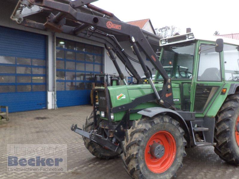 Traktor des Typs Fendt 308 LSA, Gebrauchtmaschine in Weimar-Niederwalgern (Bild 1)