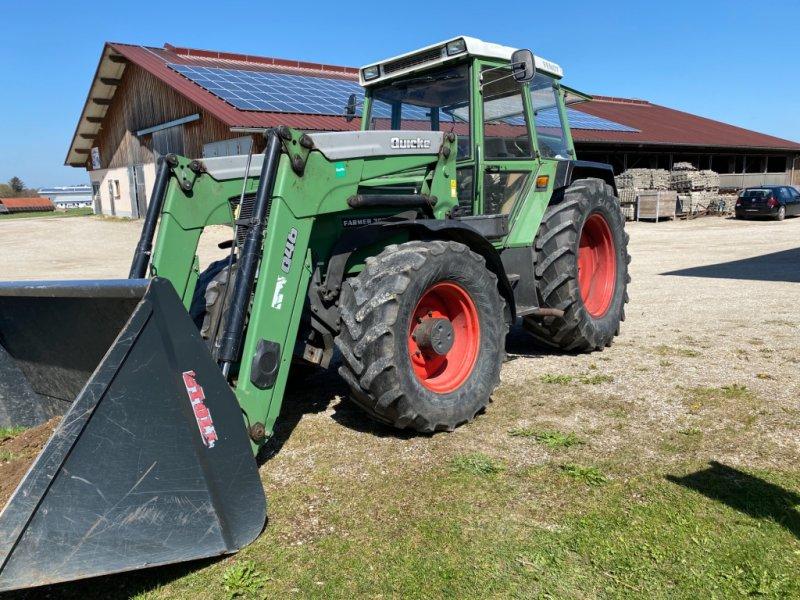 Traktor des Typs Fendt 308 LSA, Gebrauchtmaschine in Petting/Schönram (Bild 1)