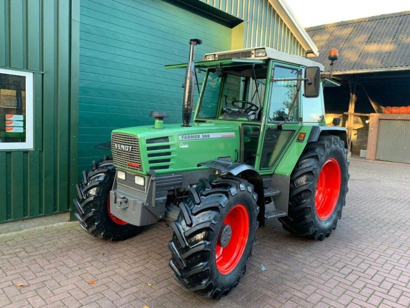 Traktor типа Fendt 308, Gebrauchtmaschine в Daarle (Фотография 1)