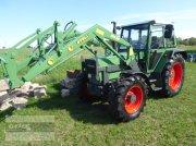 Traktor a típus Fendt 308LSA mit Druckluft, EHR und Ind-Lader. Techisch und optisch Note 1!!, Gebrauchtmaschine ekkor: Langenzenn