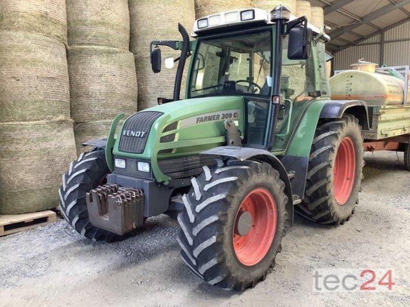 Traktor des Typs Fendt 309 C, Gebrauchtmaschine in Diez (Bild 1)