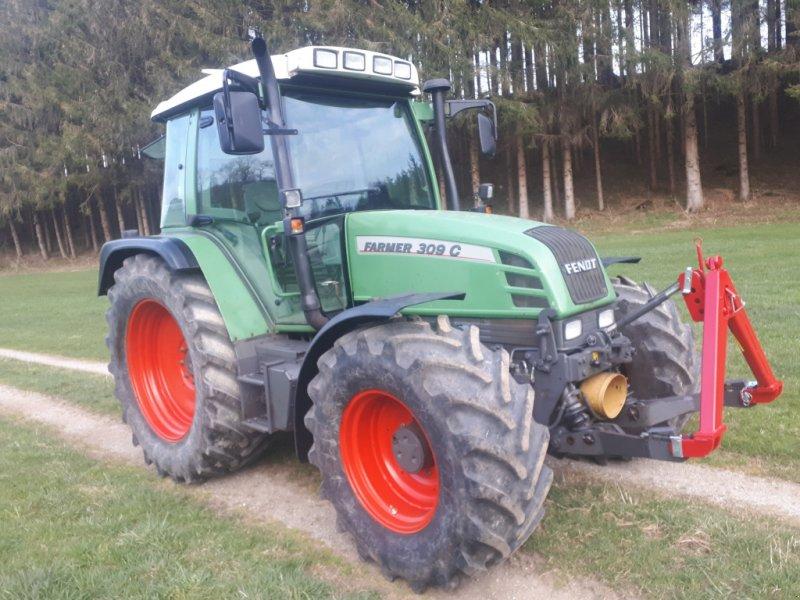 Traktor a típus Fendt 309 C, Gebrauchtmaschine ekkor: Aitrang (Kép 1)