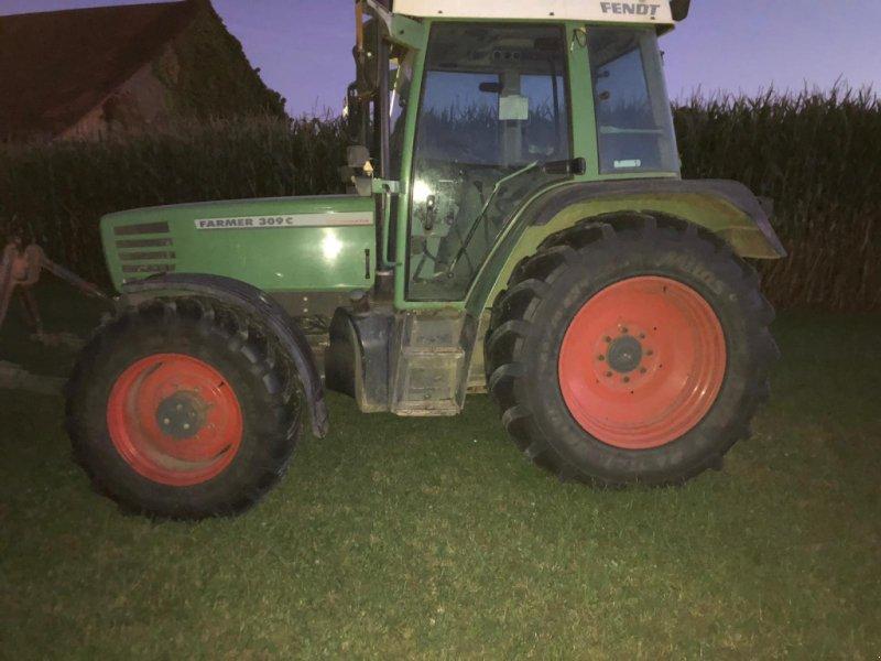 Traktor tipa Fendt 309 C, Gebrauchtmaschine u Langenau (Slika 1)