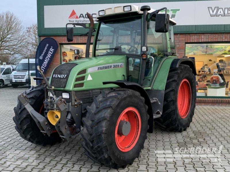 Traktor a típus Fendt 309 Ci, Gebrauchtmaschine ekkor: Jade OT Schweiburg (Kép 1)