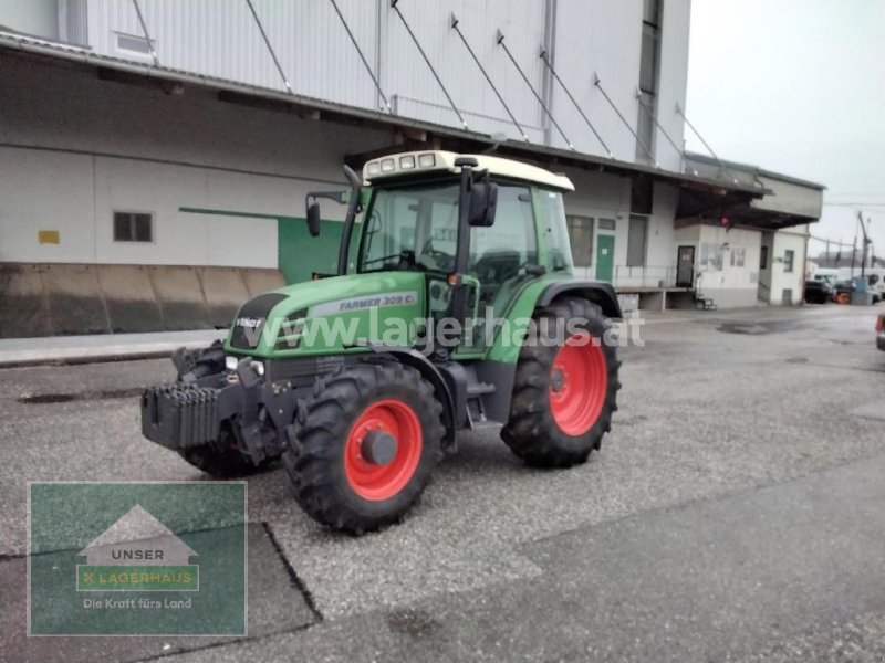 Traktor типа Fendt 309 CI, Gebrauchtmaschine в Wels (Фотография 1)