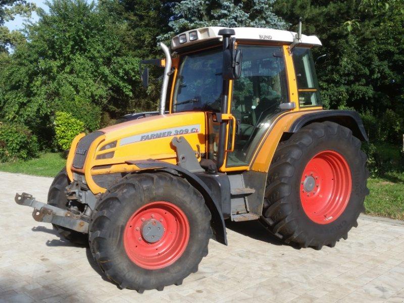 Traktor a típus Fendt 309 CI, Gebrauchtmaschine ekkor: Reuth (Kép 1)