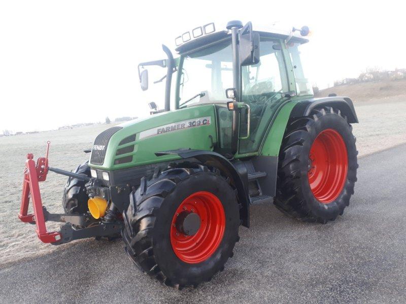 Traktor του τύπου Fendt 309 CI, Gebrauchtmaschine σε Aitrang (Φωτογραφία 1)
