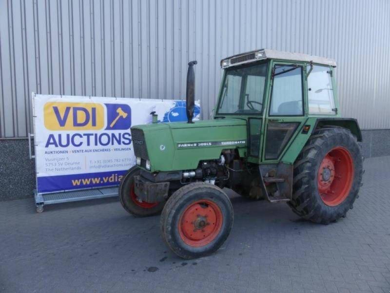 Traktor a típus Fendt 309 LS, Gebrauchtmaschine ekkor: Deurne (Kép 1)
