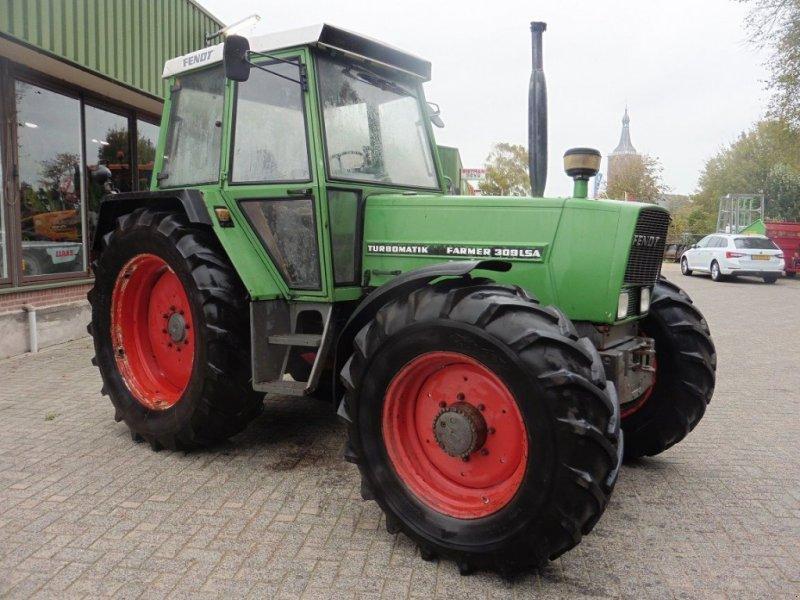 Traktor a típus Fendt 309 LSA, Gebrauchtmaschine ekkor: Hasselt (Kép 1)
