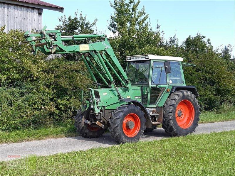 Traktor des Typs Fendt 309  LSA, Gebrauchtmaschine in Wassertrüdingen (Bild 1)