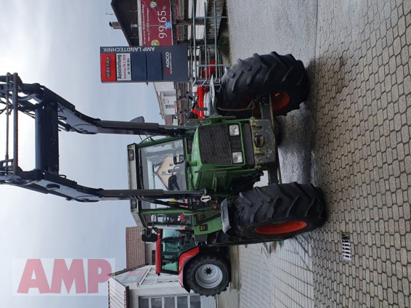 Traktor des Typs Fendt 309  LSA, Gebrauchtmaschine in Teising (Bild 4)