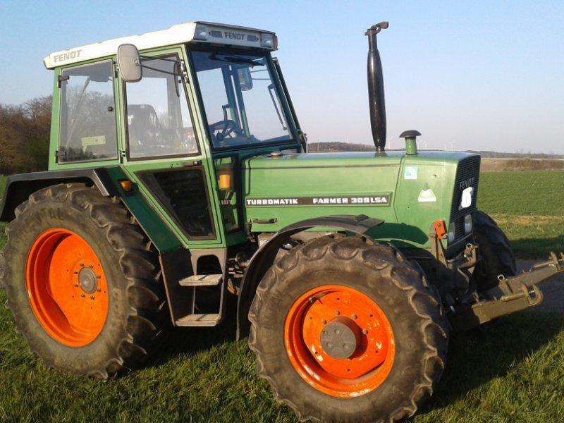Traktor типа Fendt 309  LSA, Gebrauchtmaschine в Rainau (Фотография 1)