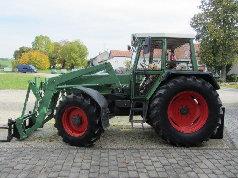 Traktor типа Fendt 309  LSA, Gebrauchtmaschine в Dasing (Фотография 1)