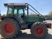 Traktor des Typs Fendt 309 m/skovinddækning og spil., Gebrauchtmaschine in Sakskøbing